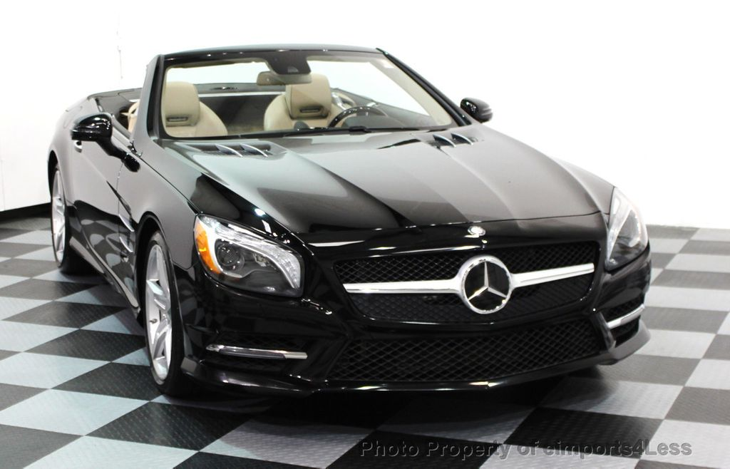 2013 Used Mercedes-Benz CERTIFIED SL550 AMG SPORT PACKAGE ...