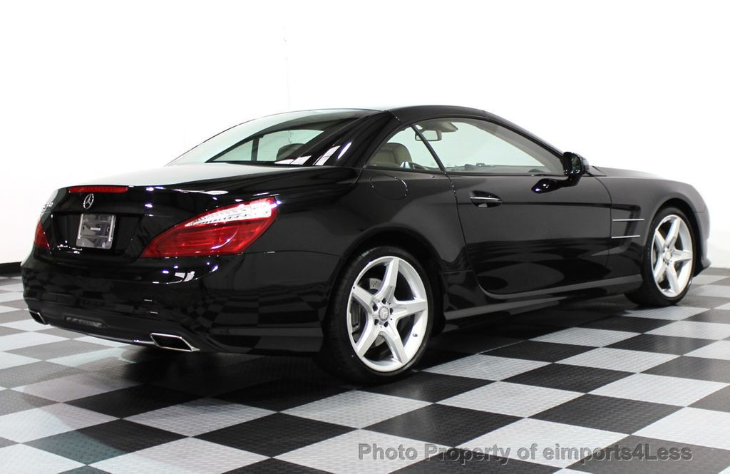 2013 used mercedes benz certified sl550 amg sport package for Used mercedes benz sl