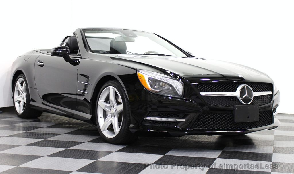 2013 Used Mercedes Benz Certified Sl550 Amg Sport Roadster