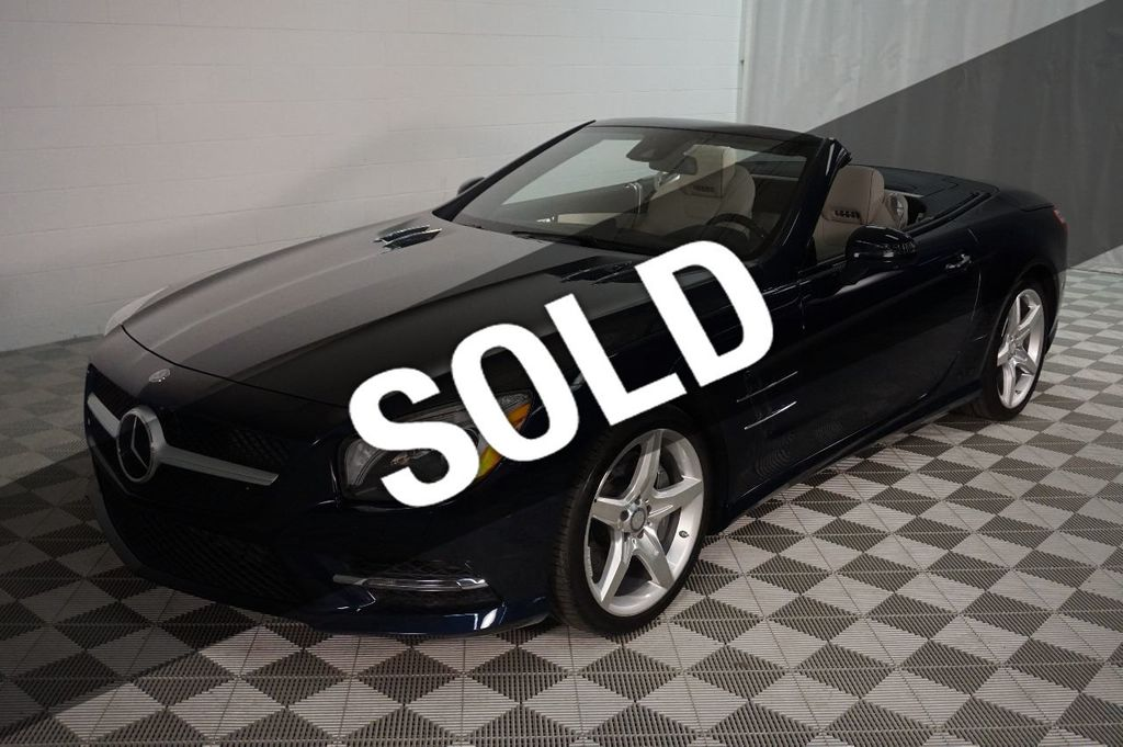 2013 Used Mercedes-Benz SL-Class SL 550 2dr Roadster SL550
