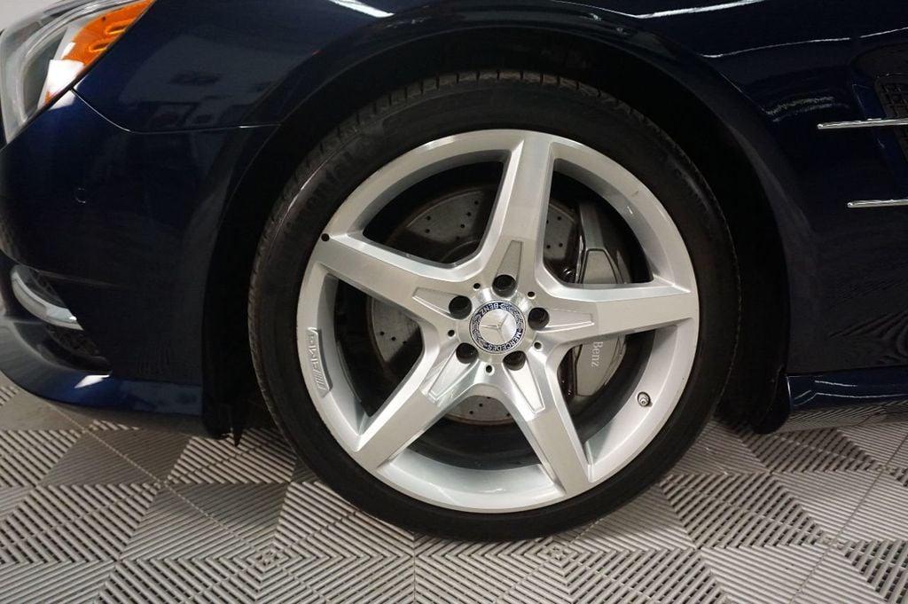 2013 Mercedes-Benz SL-Class SL 550 2dr Roadster SL550 - 17465389 - 40