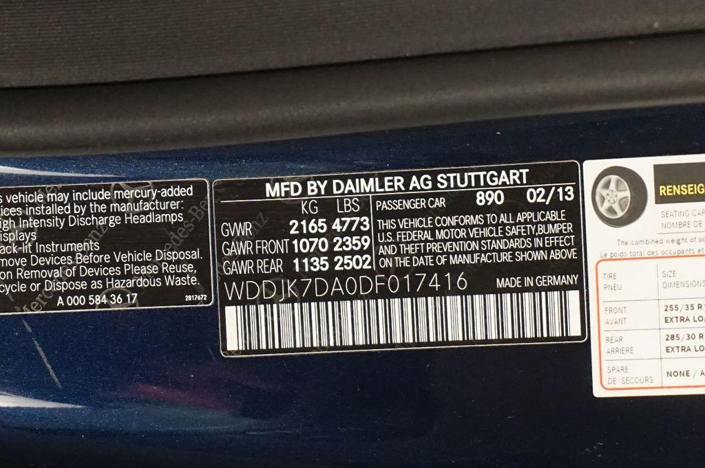 2013 Mercedes-Benz SL-Class SL 550 2dr Roadster SL550 - 17465389 - 46