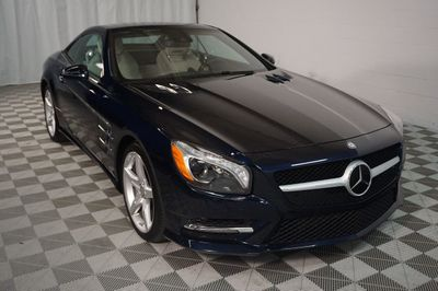2013 Mercedes-Benz SL-Class SL 550 2dr Roadster SL550 - Click to see full-size photo viewer