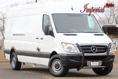 "2013 Mercedes-Benz Sprinter Cargo Vans 2500 170"" EXT"