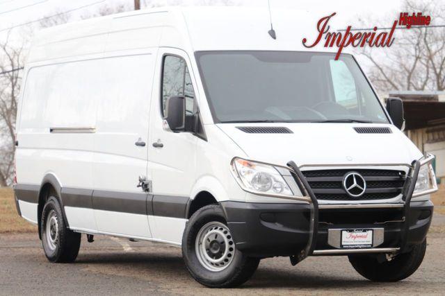 "2013 Mercedes-Benz Sprinter Cargo Vans 2500 170"" EXT"