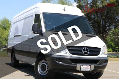 2013 Mercedes-Benz Sprinter Cargo Vans 2500 EXTENDED HIGHTOP - Click to see full-size photo viewer