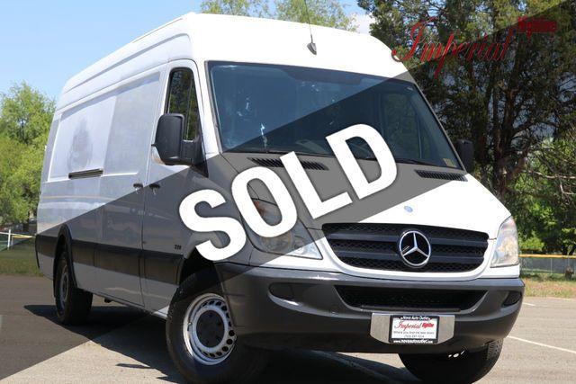 Used Mercedes Sprinter Van >> 2013 Used Mercedes Benz Sprinter Cargo Vans 2500 Extended Hightop At Imperial Highline Serving Manassas Va Iid 17604166