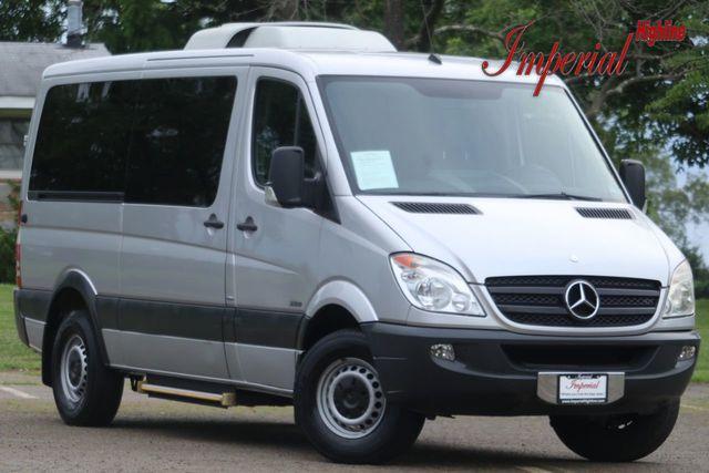 """2013 Mercedes-Benz Sprinter Passenger Vans 2500 144"""""""