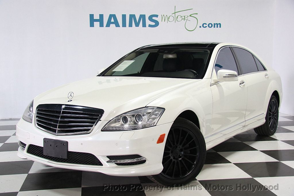 2013 used mercedes benz s class 4dr sedan s550 4matic at haims motors hollywood serving fort. Black Bedroom Furniture Sets. Home Design Ideas