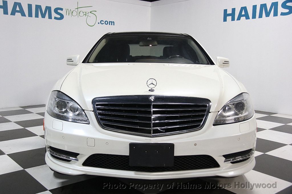2013 used mercedes benz s class 4dr sedan s550 4matic at haims motors serving fort lauderdale. Black Bedroom Furniture Sets. Home Design Ideas