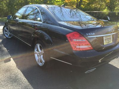 2013 Mercedes-Benz S-Class 4dr Sedan S550 4MATIC - Click to see full-size photo viewer