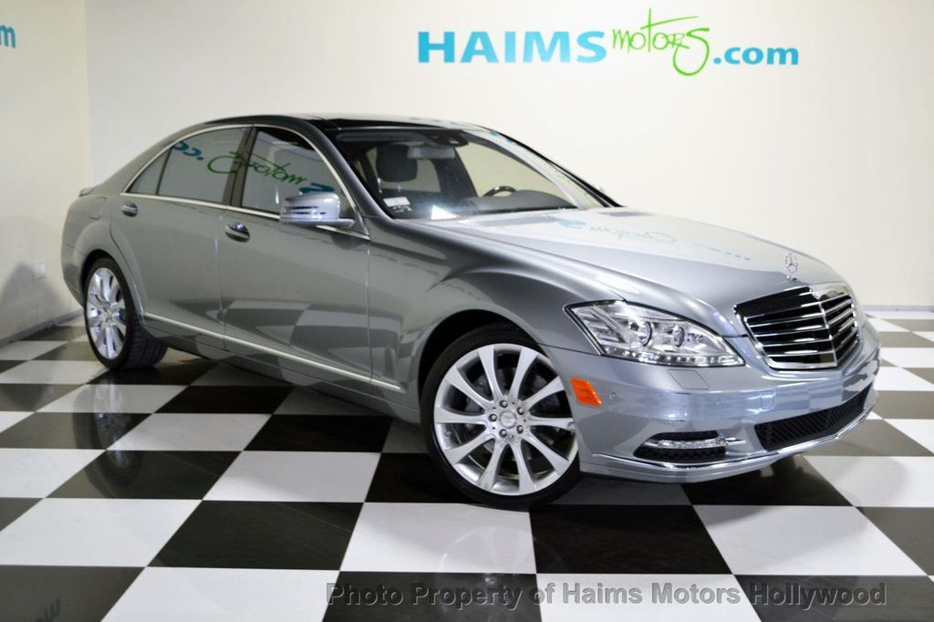 2013 used mercedes benz s class 4dr sedan s550 rwd at. Black Bedroom Furniture Sets. Home Design Ideas