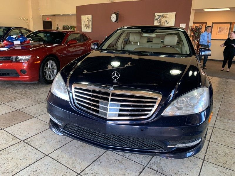 2013 Mercedes-Benz S-Class 4dr Sedan S 550 RWD - 19607844 - 54