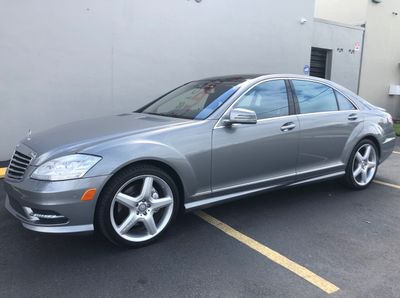 2013 Mercedes-Benz S-Class S550 Sedan