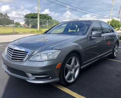2013 Mercedes-Benz S-Class S550 - Click to see full-size photo viewer