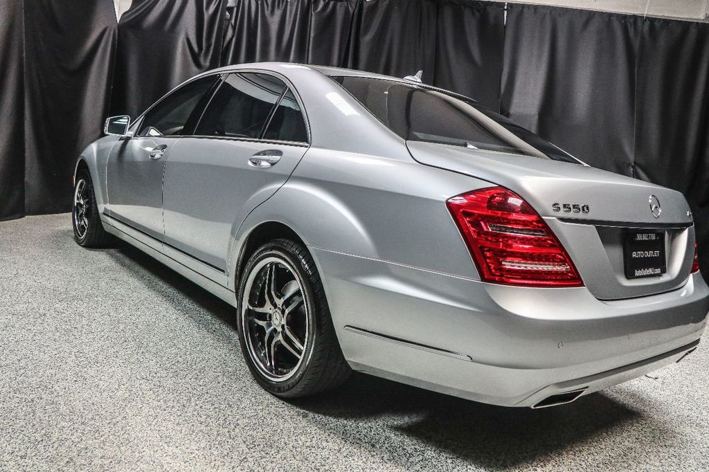 2013 Used Mercedes-Benz S-Class S550 4MATIC at Auto Outlet ...