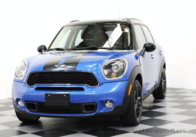 2013 MINI Cooper Countryman CERTIFIED COUNTRYMAN S ALL4 AWD SUV  - 15615018 - 11