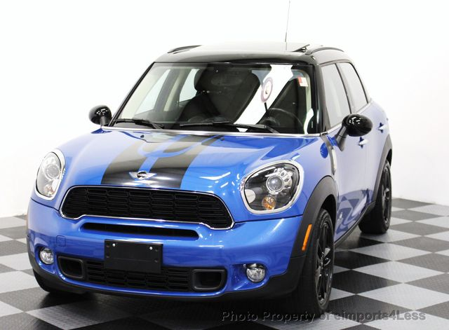 2013 MINI Cooper Countryman CERTIFIED COUNTRYMAN S ALL4 AWD SUV  - 15615018 - 12