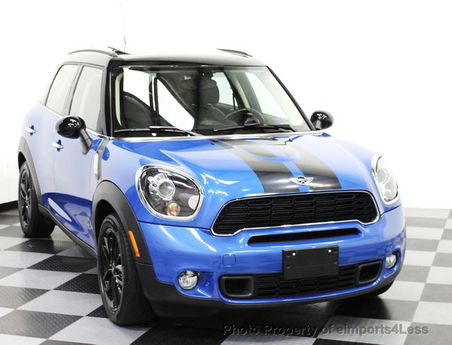 2013 MINI Cooper Countryman CERTIFIED COUNTRYMAN S ALL4 AWD SUV  - 15615018 - 13