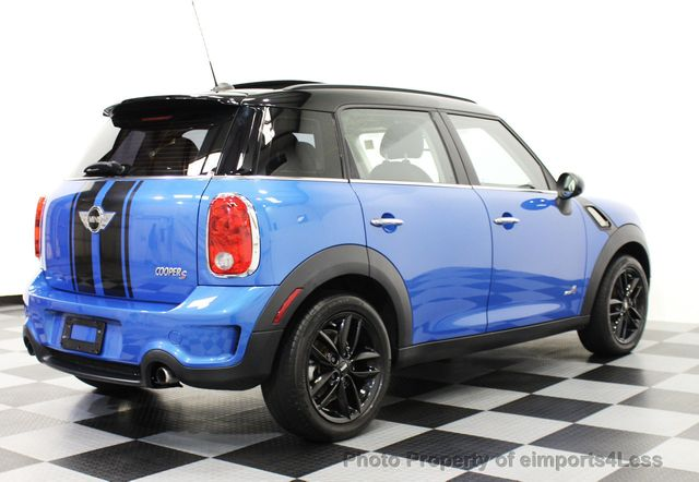 2013 MINI Cooper Countryman CERTIFIED COUNTRYMAN S ALL4 AWD SUV  - 15615018 - 18