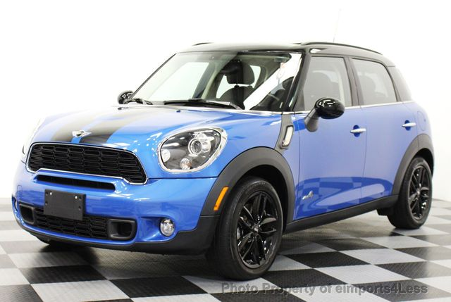 2013 MINI Cooper Countryman CERTIFIED COUNTRYMAN S ALL4 AWD SUV  - 15615018 - 21