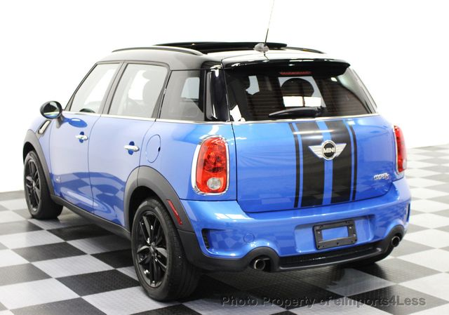 2013 MINI Cooper Countryman CERTIFIED COUNTRYMAN S ALL4 AWD SUV  - 15615018 - 23