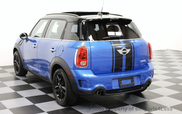 2013 MINI Cooper Countryman CERTIFIED COUNTRYMAN S ALL4 AWD SUV  - 15615018 - 2