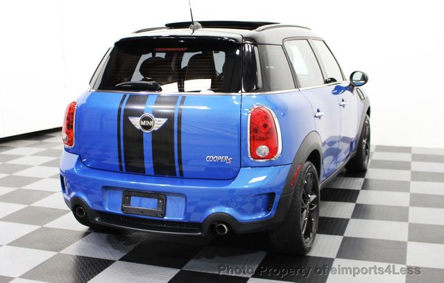 2013 MINI Cooper Countryman CERTIFIED COUNTRYMAN S ALL4 AWD SUV  - 15615018 - 3
