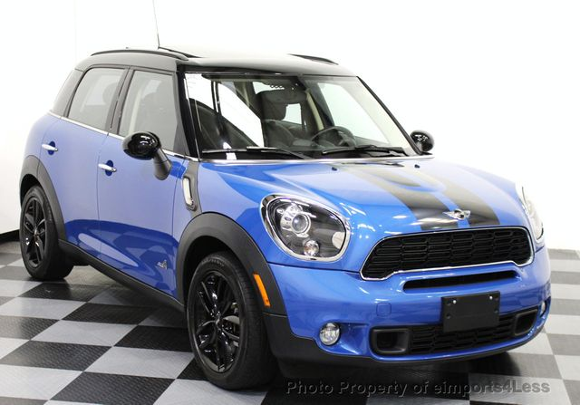 2013 MINI Cooper Countryman CERTIFIED COUNTRYMAN S ALL4 AWD SUV  - 15615018 - 47
