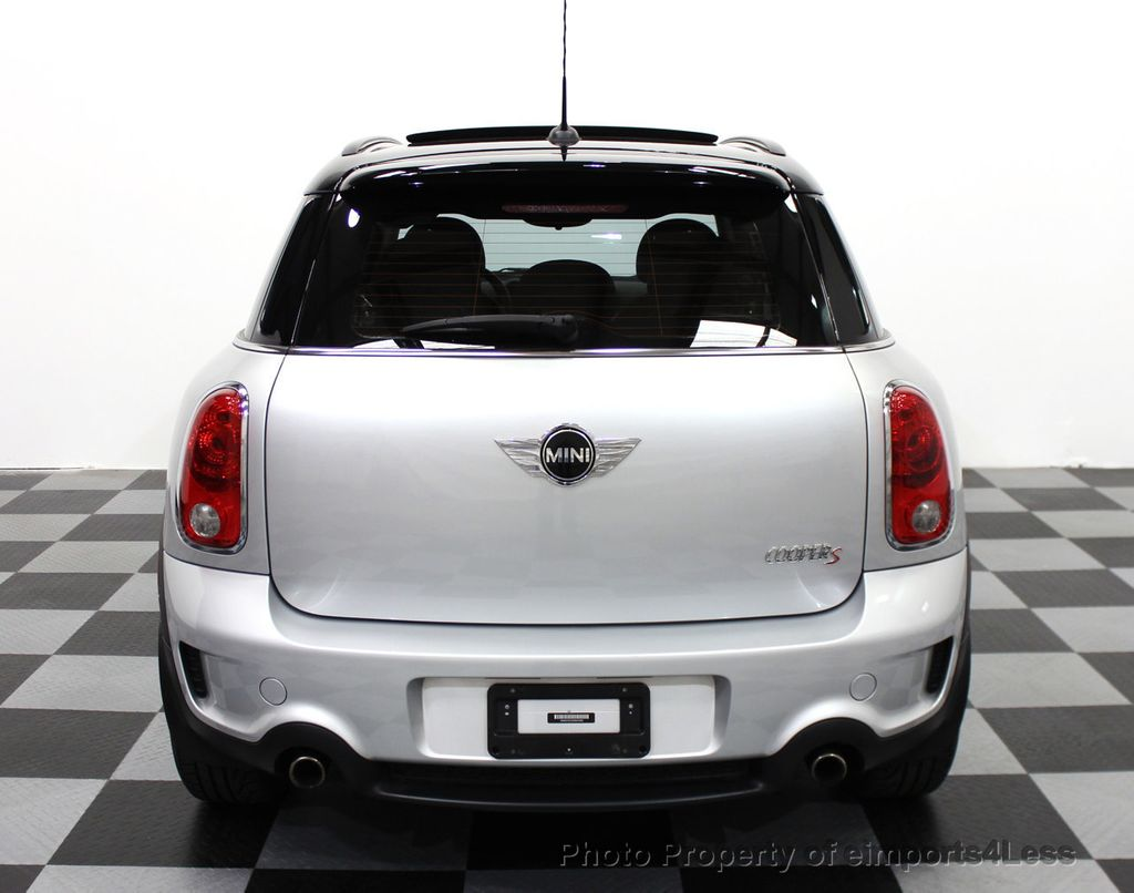 2013 used mini cooper countryman certified countryman s all4 awd suv 6 speed at eimports4less. Black Bedroom Furniture Sets. Home Design Ideas