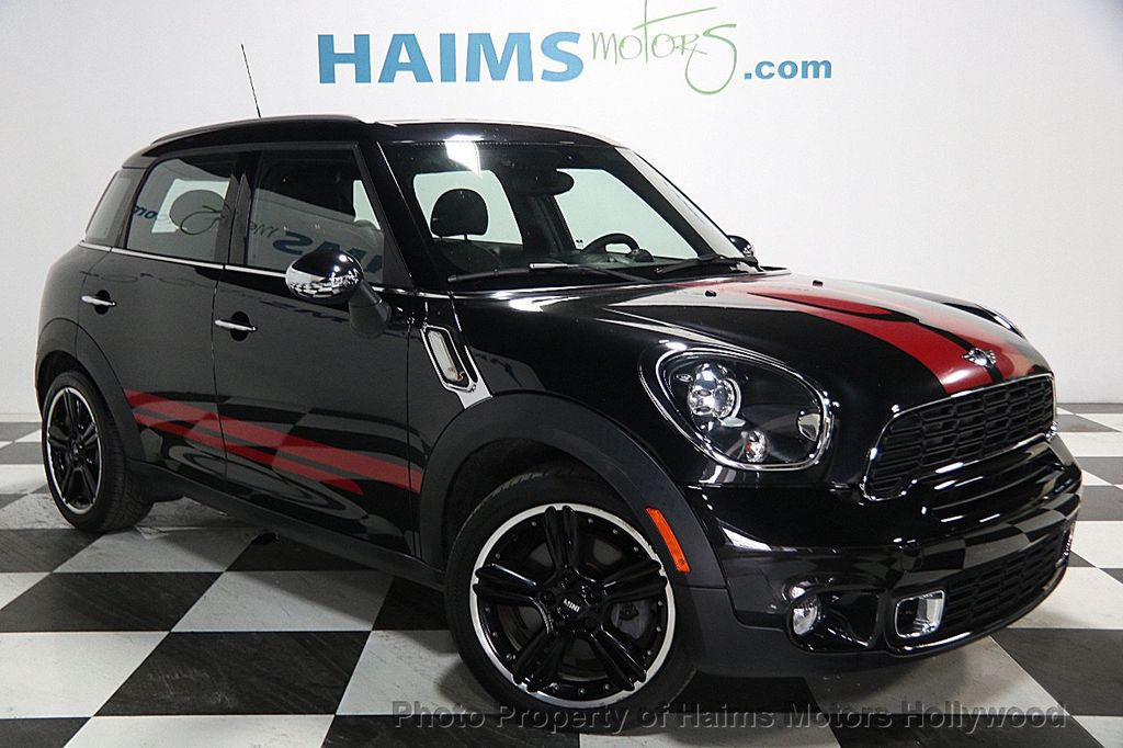 2013 used mini cooper countryman s at haims motors serving. Black Bedroom Furniture Sets. Home Design Ideas