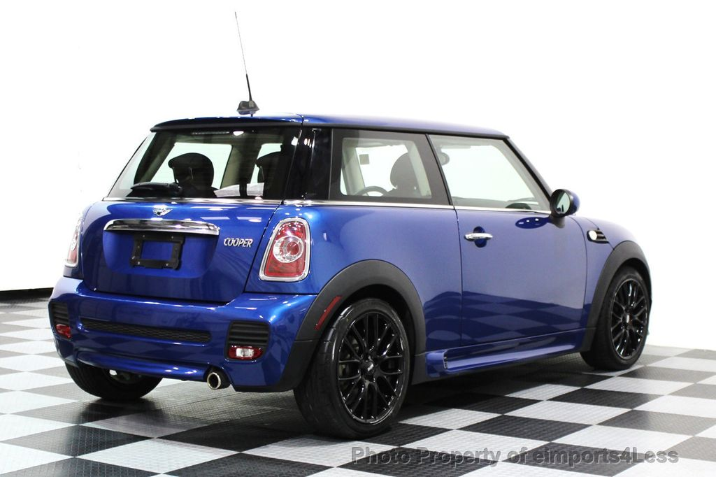 2013 used mini cooper hardtop certified cooper hatchback. Black Bedroom Furniture Sets. Home Design Ideas