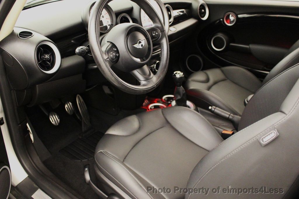 2013 mini cooper manual hatchback