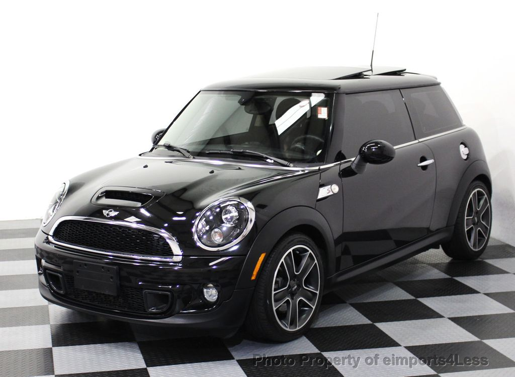 2013 used mini cooper hardtop certified cooper s hatchback. Black Bedroom Furniture Sets. Home Design Ideas