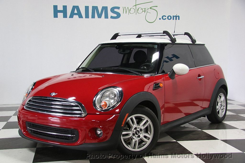 Mini Cooper Used Miami >> 2013 Used Mini Cooper Hardtop 2 Door At Haims Motors Serving Fort