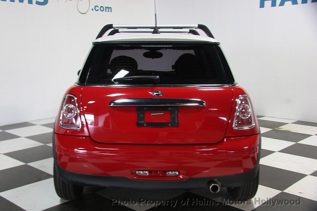 2013 used mini cooper hardtop 2 door at haims motors for South motors mini cooper
