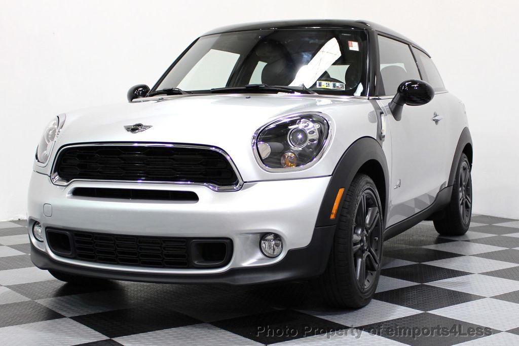 2013 MINI Cooper Paceman CERTIFIED PACEMAN S ALL4 AWD NAVIGATION - 16710026 - 12