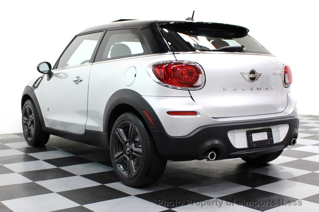 2013 MINI Cooper Paceman CERTIFIED PACEMAN S ALL4 AWD NAVIGATION - 16710026 - 14