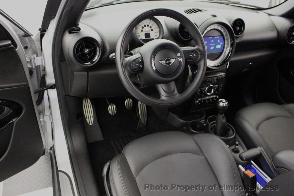 2013 MINI Cooper Paceman CERTIFIED PACEMAN S ALL4 AWD NAVIGATION - 16710026 - 17