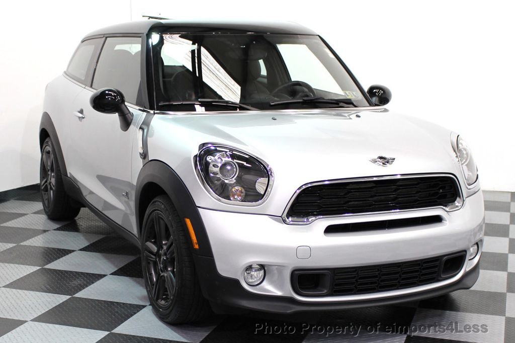 2013 MINI Cooper Paceman CERTIFIED PACEMAN S ALL4 AWD NAVIGATION - 16710026 - 1