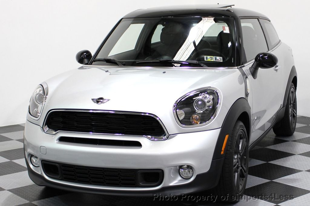 2013 MINI Cooper Paceman CERTIFIED PACEMAN S ALL4 AWD NAVIGATION - 16710026 - 23