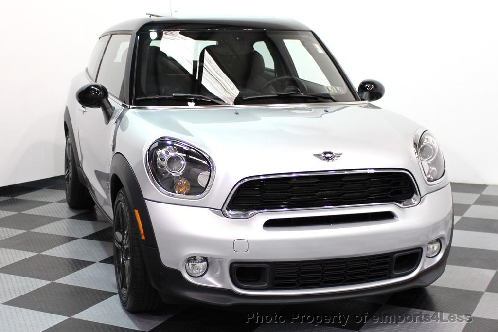 2013 MINI Cooper Paceman CERTIFIED PACEMAN S ALL4 AWD NAVIGATION - 16710026 - 24