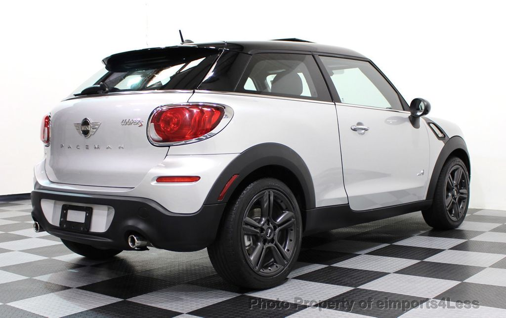 2013 MINI Cooper Paceman CERTIFIED PACEMAN S ALL4 AWD NAVIGATION - 16710026 - 27