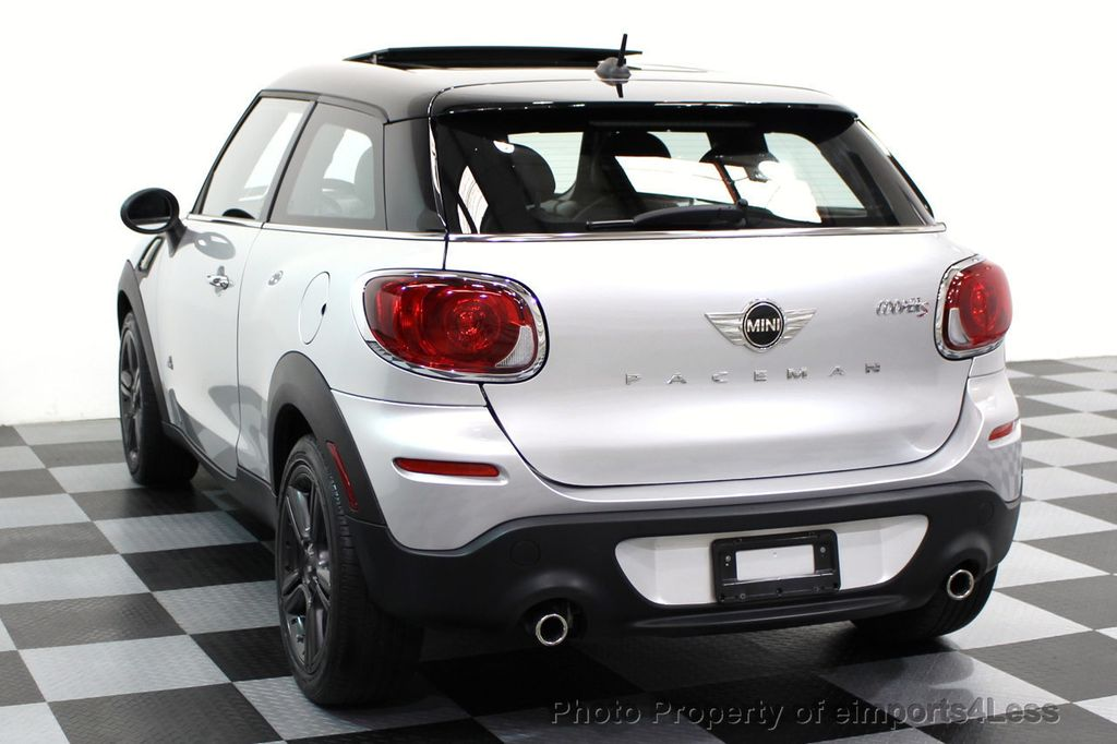 2013 MINI Cooper Paceman CERTIFIED PACEMAN S ALL4 AWD NAVIGATION - 16710026 - 2