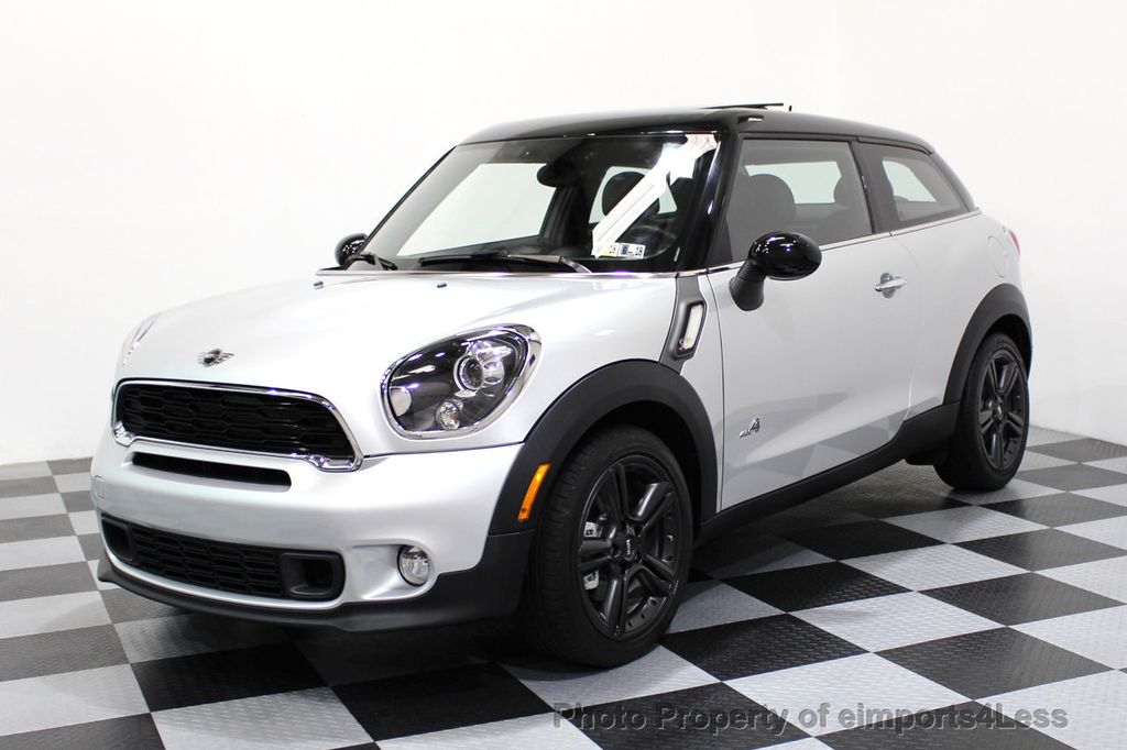 2013 MINI Cooper Paceman CERTIFIED PACEMAN S ALL4 AWD NAVIGATION - 16710026 - 39