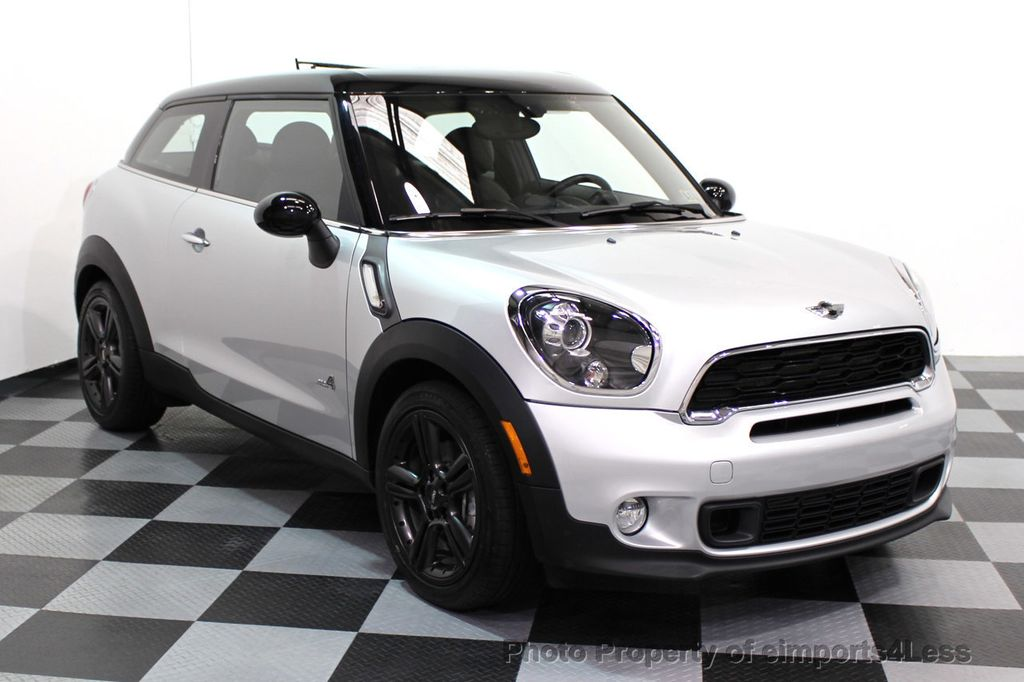2013 MINI Cooper Paceman CERTIFIED PACEMAN S ALL4 AWD NAVIGATION - 16710026 - 40