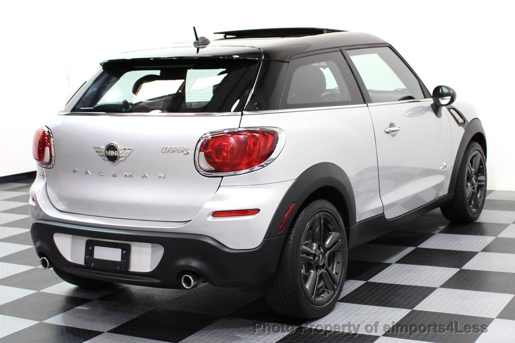 2013 MINI Cooper Paceman CERTIFIED PACEMAN S ALL4 AWD NAVIGATION - 16710026 - 41