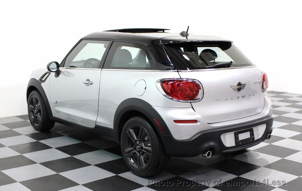 2013 MINI Cooper Paceman CERTIFIED PACEMAN S ALL4 AWD NAVIGATION - 16710026 - 42