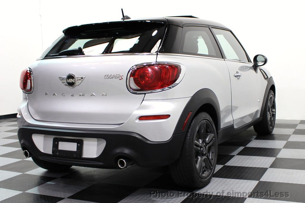 2013 MINI Cooper Paceman CERTIFIED PACEMAN S ALL4 AWD NAVIGATION - 16710026 - 44