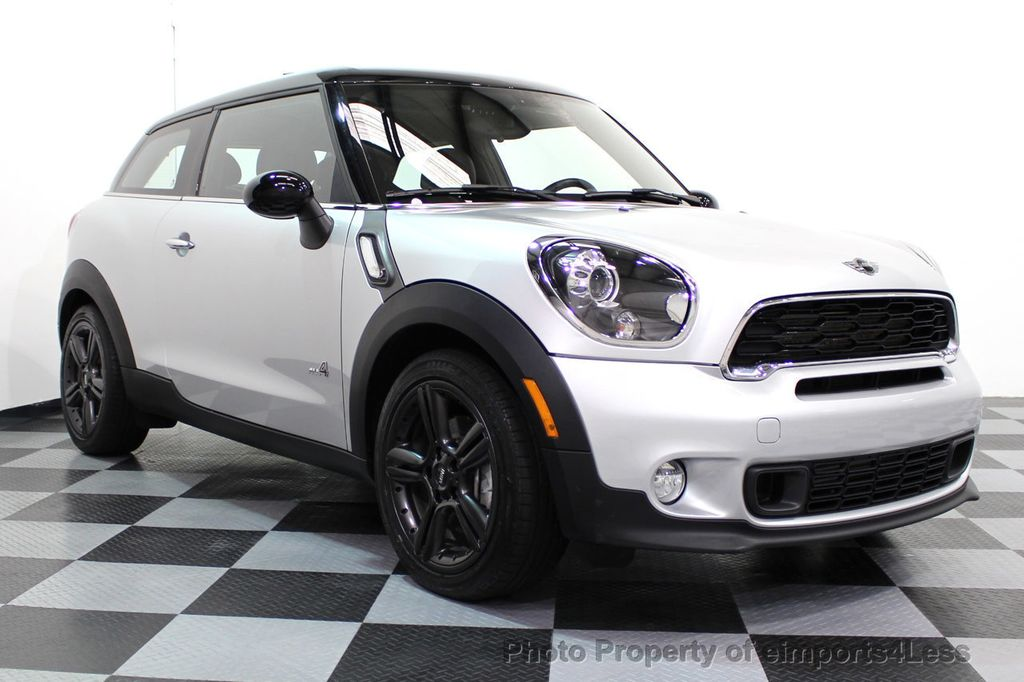 2013 MINI Cooper Paceman CERTIFIED PACEMAN S ALL4 AWD NAVIGATION - 16710026 - 45